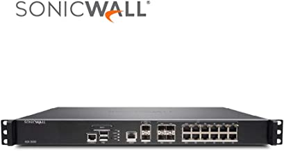 SonicWall NSA 5600 1YR Gen5 Firewall Replacement with AGSS 01-SSC-1217