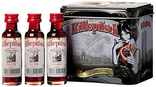 Killepitsch Miniatures Kräuterlikör (12 x 0.02 l)