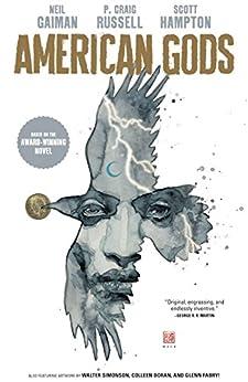 American Gods Volume 1: Shadows (Graphic Novel) by [Neil Gaiman, P. Craig Russell, Scott Hampton, Walt Simonson]
