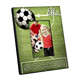 Personalized Kids Sports Frame 4 x 6 with Name - Unique...