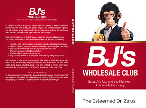 BJ's Wholesale Club: Sales Are Up and the Monkey Business Is Booming!
