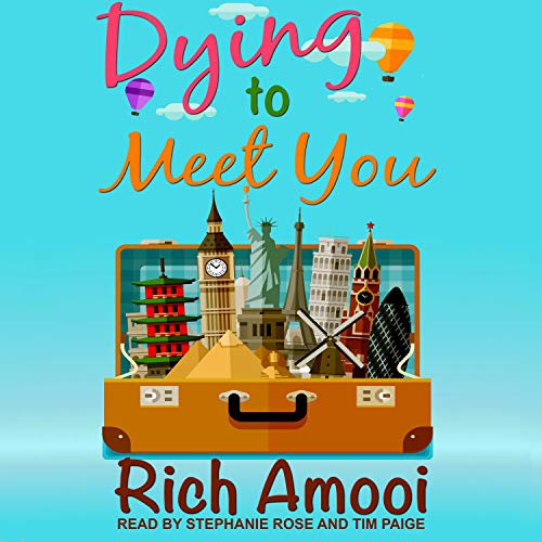 Dying to Meet You cover art
