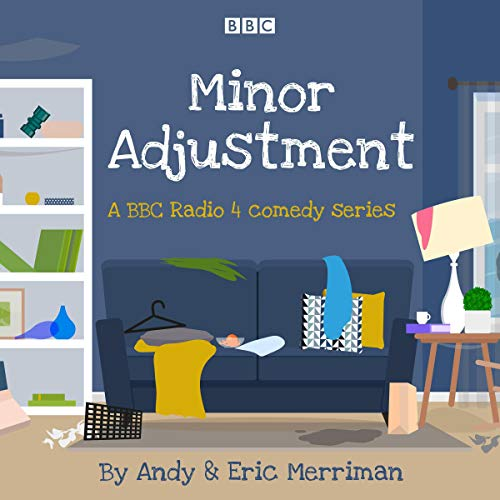 Minor Adjustment audiobook cover art