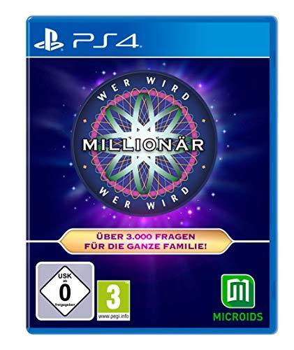 Wer Wird Millionär? - [PlayStation 4]