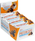 ZenEvo Chocolate Peanut Butter Protein Cups – Balanced Macros – No Sugar Spike – High Protein – Gluten Free Meal Replacement, 12 Count Box