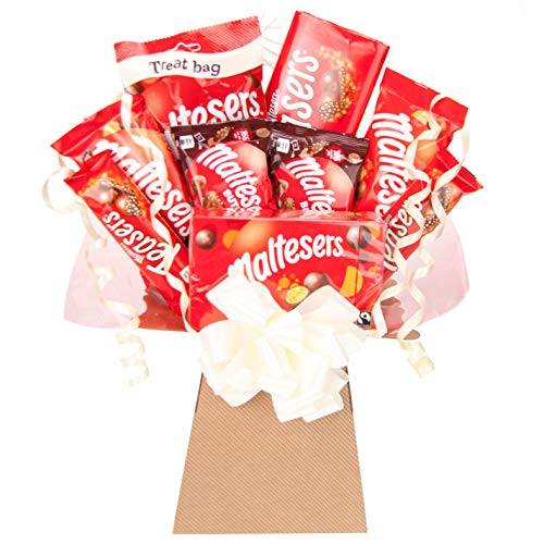 Maltesers Selection Chocolate Bouquet Hamper