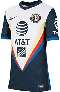 Nike Club America Away Men's Soccer Jersey- 2020/21