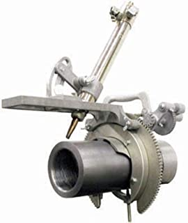 Mathey Dearman MSA Manual Saddle Pipe Beveling Machine With Spacer Bolt, Base Machine, Torch Arm, Torch Carrier Assembly And Parts and Operating Manual (For 1 1/2