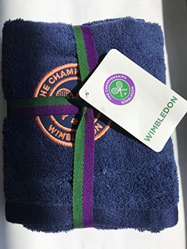 Wimbledon Lady Guest Towel Blue New | 2020