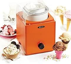 Bella 1.5 Quarts Ice Cream Maker Orange - Case Pack of 2