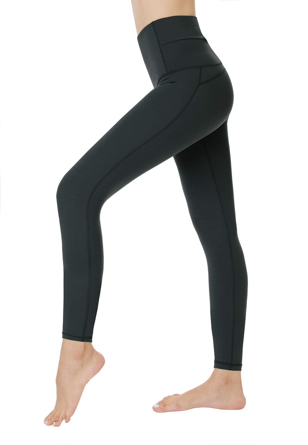 Dragon Fit Compression Leggings Ankle Charcoal