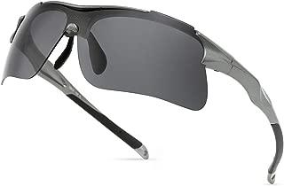 Sports Sunglasses Polarized for Men Women UV400...