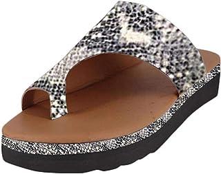 Zapatos de Mujer cómodos con Plataforma y Sandalias Zapatos de Viaje de Playa en