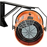 Electric Wall Mount Salamander Heater, 240V,15 KW, 1 Phase