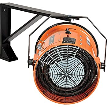 Electric Wall Mount Salamander Heater 240V,15 KW 1 Phase