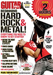 Guitar World: Beginning Hard Rock & Metal! - Everything You Need to Know to Get Started