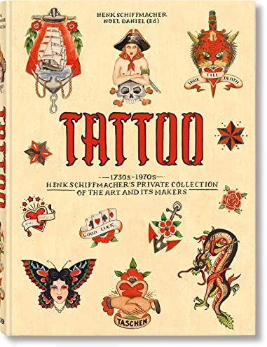 TATTOO 1730s 1970s Henk Schiffmacher s Private Collection product image