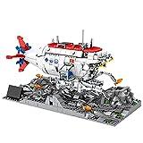 YYGE Juego de construcción para submarino (1288 piezas, compatible con Lego)
