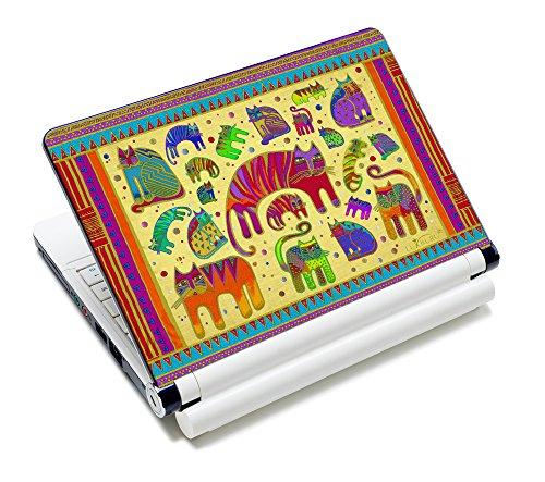 Luxburg Design Notebook Laptop Skin Sticker Pellicola protettiva adesiva per portatili Notebook da 13 / 14 / 15 pollici. motivo: Gatti