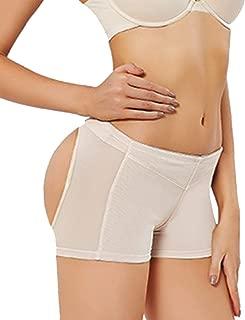 Women's Butt Lifter Lace Boy Shorts Body Shaper Enhancer Panties Butt Lifting Underwear