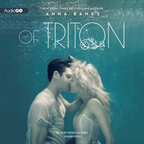 Of Triton audiobook cover art