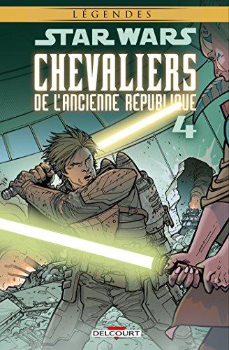Star Wars - Chevaliers de l'Ancienne République T04