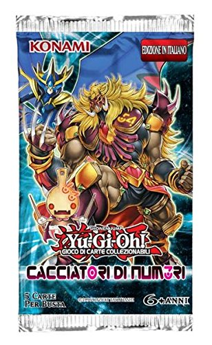 Konami- Booster Carte Yu-Gi-Oh, TCG125