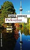 Image of Parkverbot: Palzkis 14. Fall (Kriminalromane im GMEINER-Verlag)