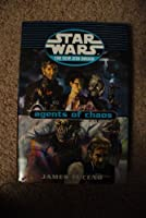 Star Wars: The New Jedi Order: Agents of Chaos (Star Wars: The New Jedi Order, 4 & 5) 0739412981 Book Cover