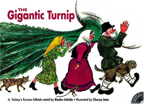 The Gigantic Turnip: A. Tolstoy's Russian Folktale (R.I.C. Story Chest Books)