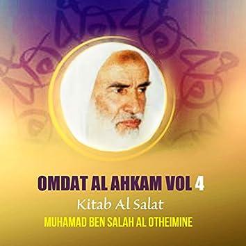 Omdat Al Ahkam Vol 4 (Kitab Al Salat)