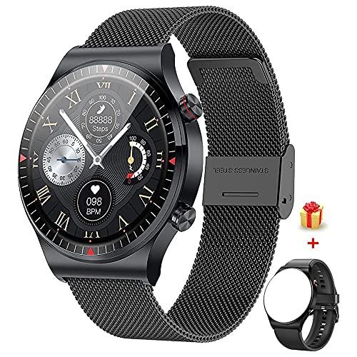 GaWear Smartwatch Uomo Orologio Fitness, Chiamata Bluetooth, Cardiofrequenzimetro da Polso, Activity...