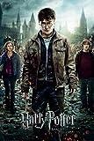 1art1 54728 Harry Potter - 7 Teil-2, Es Endet Alles Poster,