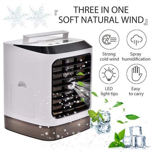 Klimaanlage 5 V Portable Bunt Kältemittel Kühlmittel Kfz Auto Pkw Klimaanlage