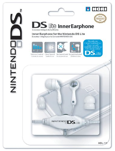 Nintendo DS Lite - Kopfhörer