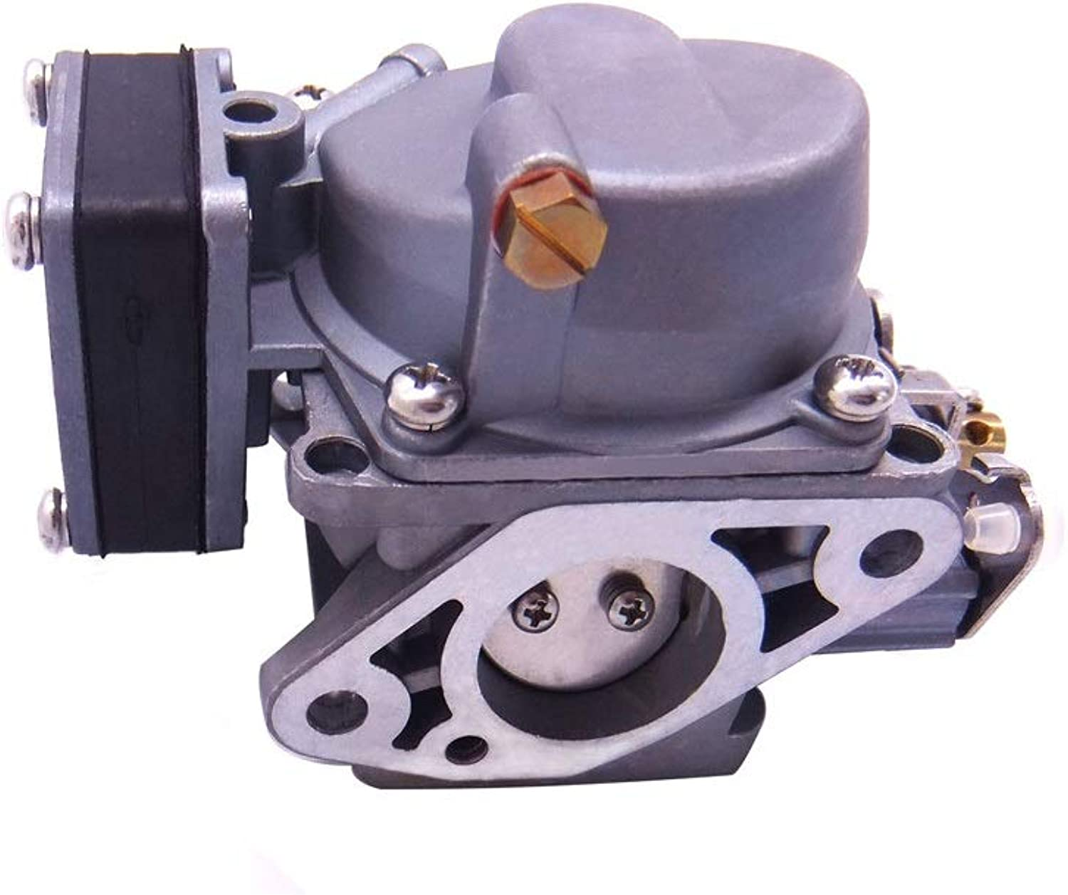 Boat Engine 3303812647T1 3303812648T Carburetor Assy for Mercury Marine 2Stroke 4HP 5HP Outboard Motor