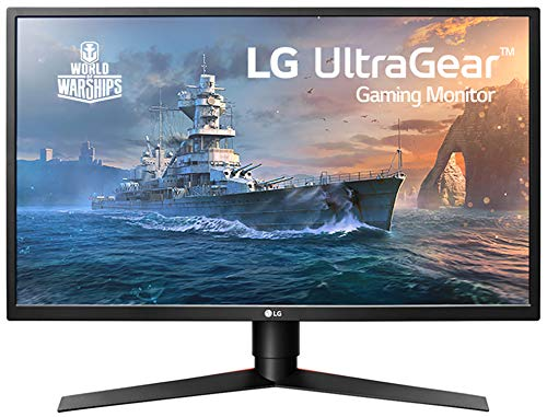 LG 27GK750F Monitor Gaming, 27', FULL HD, 1920x1080, 240Hz, 1ms,...