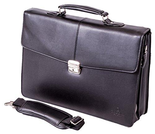 1540 BLACK Tassia London maletines para portátil