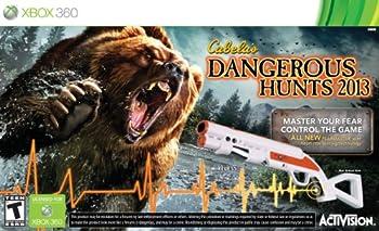 Cabela s Dangerous Hunts 2013 with Gun - Xbox 360