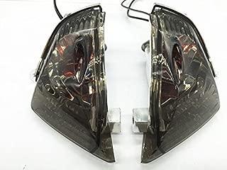 Rear Turn Signals Light Smoke for Suzuki 2006-2007 GSXR600 750 GSXR1000 2005-2006