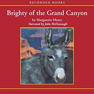 Brighty of the Grand Canyon  cover art