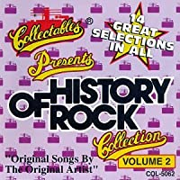 Vol. 2-History of Rock N Roll
