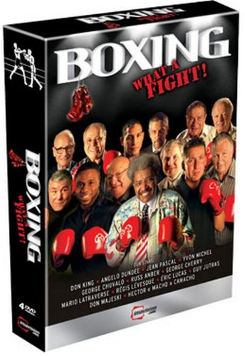 Boxing // What A Fight! / Boxset (4DVD)