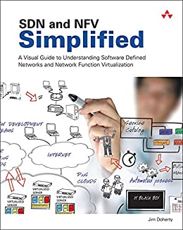 [Jim Doherty]のSDN and NFV Simplified: A Visual Guide to Understanding Software Defined Networks and Network Function Virtualization (English Edition)