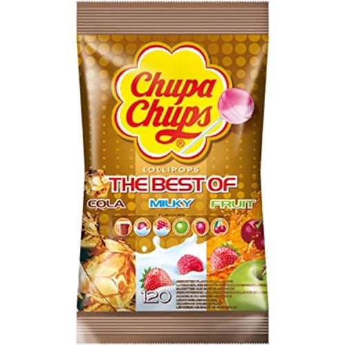 Chupa Chups Best of 120 bag