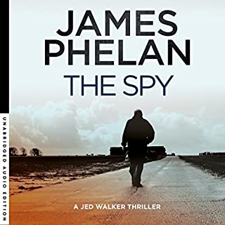 The Spy audiobook cover art