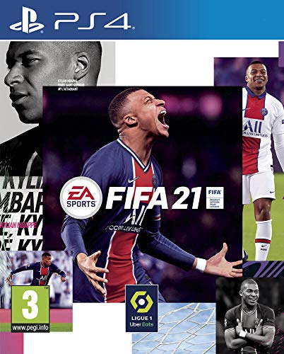 ELECTRONIC ARTS TIERS FIFA 2021 - PS4