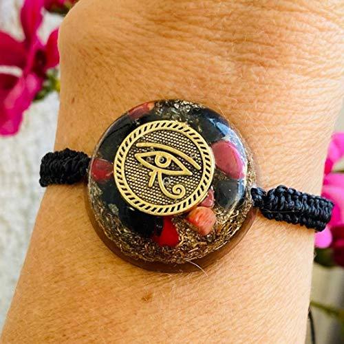 Orgone Bracelets, Eye of Horus, Amulet of...