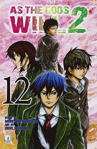 As the gods will 2 (Vol. 12)