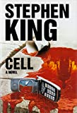 Stephen King CELL Novel Thriller Adventure Fiction Hardcover HC Book